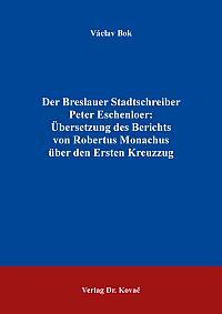 Der Breslauer Stadtschreiber Peter Eschenloer