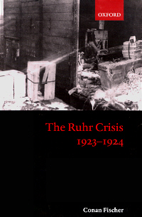 The Ruhr Crisis, 1923-1924