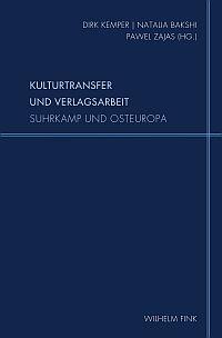 Kulturtranfer und Verlagsarbeit