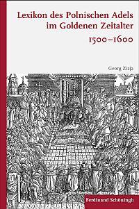 Lexikon des polnischen Adels im Goldenen Zeitalter 1500-1600