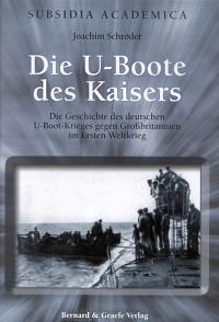 Die U-Boote des Kaisers