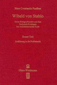 Wibald von Stablo
