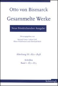 Schriften 1871-1873