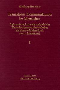 Transalpine Kommunikation im Mittelalter