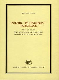Politik - Propaganda - Patronage