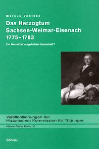 Das Herzogtum Sachsen-Weimar-Eisenach 1775-1783