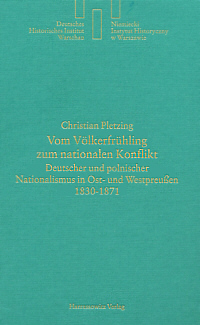 Vom Völkerfrühling zum nationalen Konflikt
