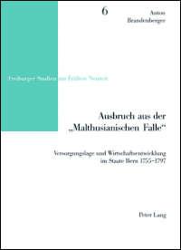 """Ausbruch aus der """"Malthusianischen Falle"""""""