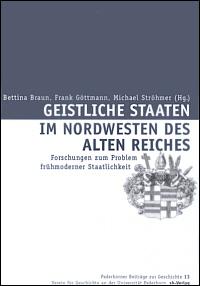 Geistliche Staaten im Nordwesten des Alten Reiches