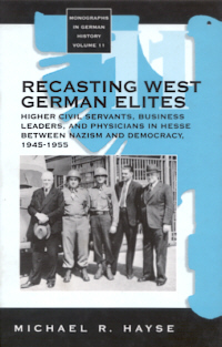 Recasting West German Elites