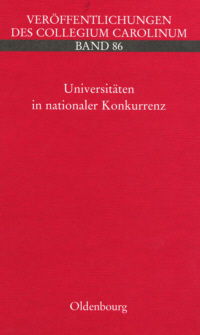 Universitäten in nationaler Konkurrenz