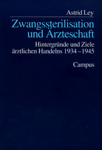 Zwangssterilisation und rzteschaft