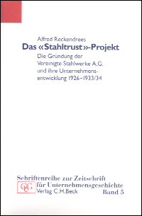 Das 'Stahltrust'-Projekt