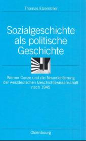 Sozialgeschichte als politische Geschichte