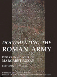 Documenting the Roman Army