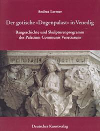 Der gotische 'Dogenpalast' in Venedig