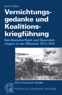 Vernichtungsgedanke und Koalitionskriegsführung