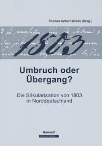 1803 - Umbruch oder Übergang
