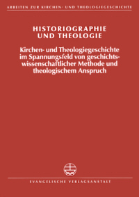 Historiographie und Theologie