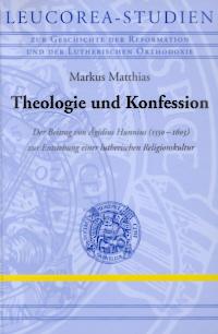 Theologie und Konfession
