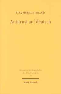 Antitrust auf deutsch