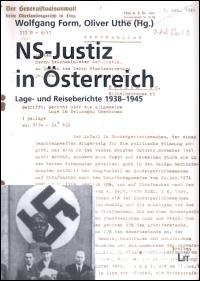 NS-Justiz in Österreich