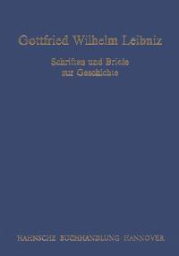 Schriften und Briefe zur Geschichte