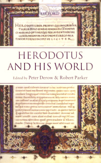 Herodotus and his World