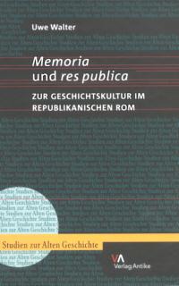 Memoria und res publica