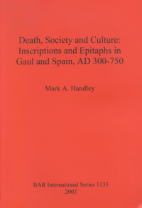 Death, Society and Culture
