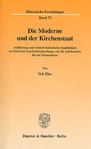 Die Moderne und der Kirchenstaat