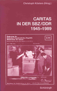 Caritas in der SBZ/DDR 1945-1989