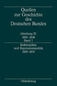 Die Entstehung des Deutschen Bundes 1813-1815