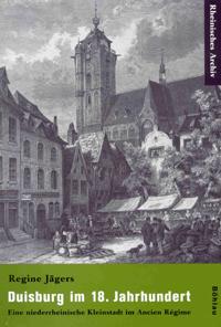 Duisburg im 18. Jahrhundert