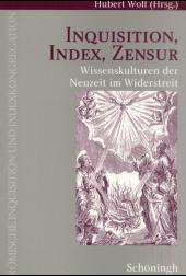 Inquisition, Index, Zensur