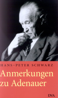 Anmerkungen zu Adenauer
