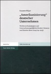 """""""Amerikanisierung"""" deutscher Unternehmen"""