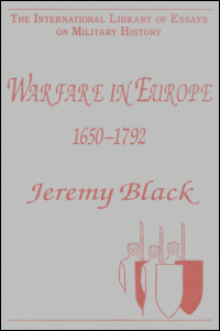 Warfare in Europe 1650-1792