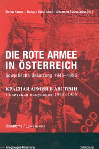 Die Rote Armee in Österreich