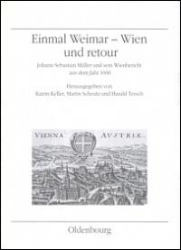 Einmal Weimar - Wien und retour