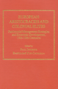European Aristocracies and Colonial Elites