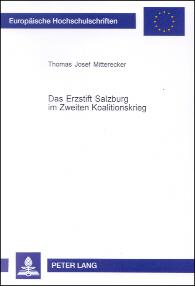Das Erzstift Salzburg im Zweiten Koalitionskrieg