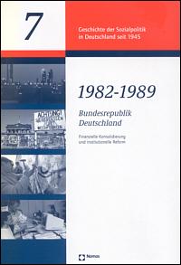 Bundesrepublik Deutschland 1982-1989