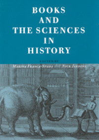 Books and the Sciences in History