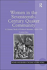 Women in the Seventeenth-Century Quaker Community