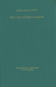 Memoria und Repräsentation