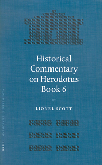 Historical Commentary on Herodotus Book 6