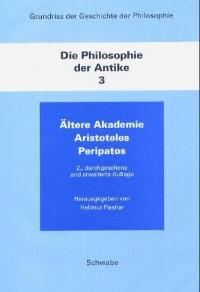 Ältere Akademie - Aristoteles - Peripatos