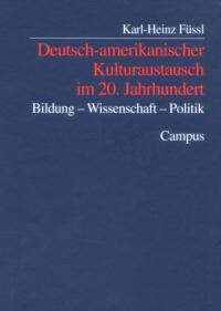 Deutsch-amerikanischer Kulturaustausch im 20. Jahrhundert