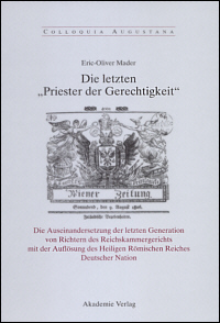 Die letzten 'Priester der Gerechtigkeit'